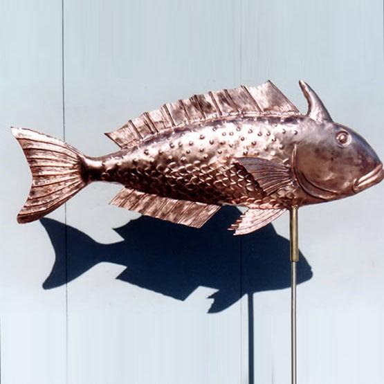 fish-weathervane