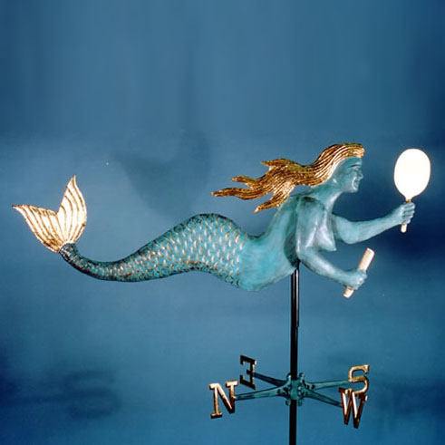 mermaid-weathervaneS